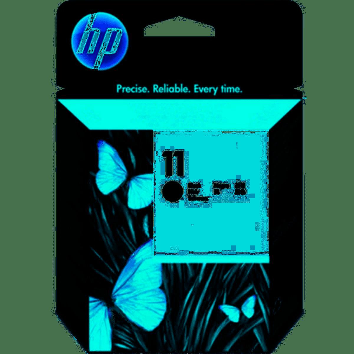 Cabeça de impressão HP 11 Original  C4810A Preto
