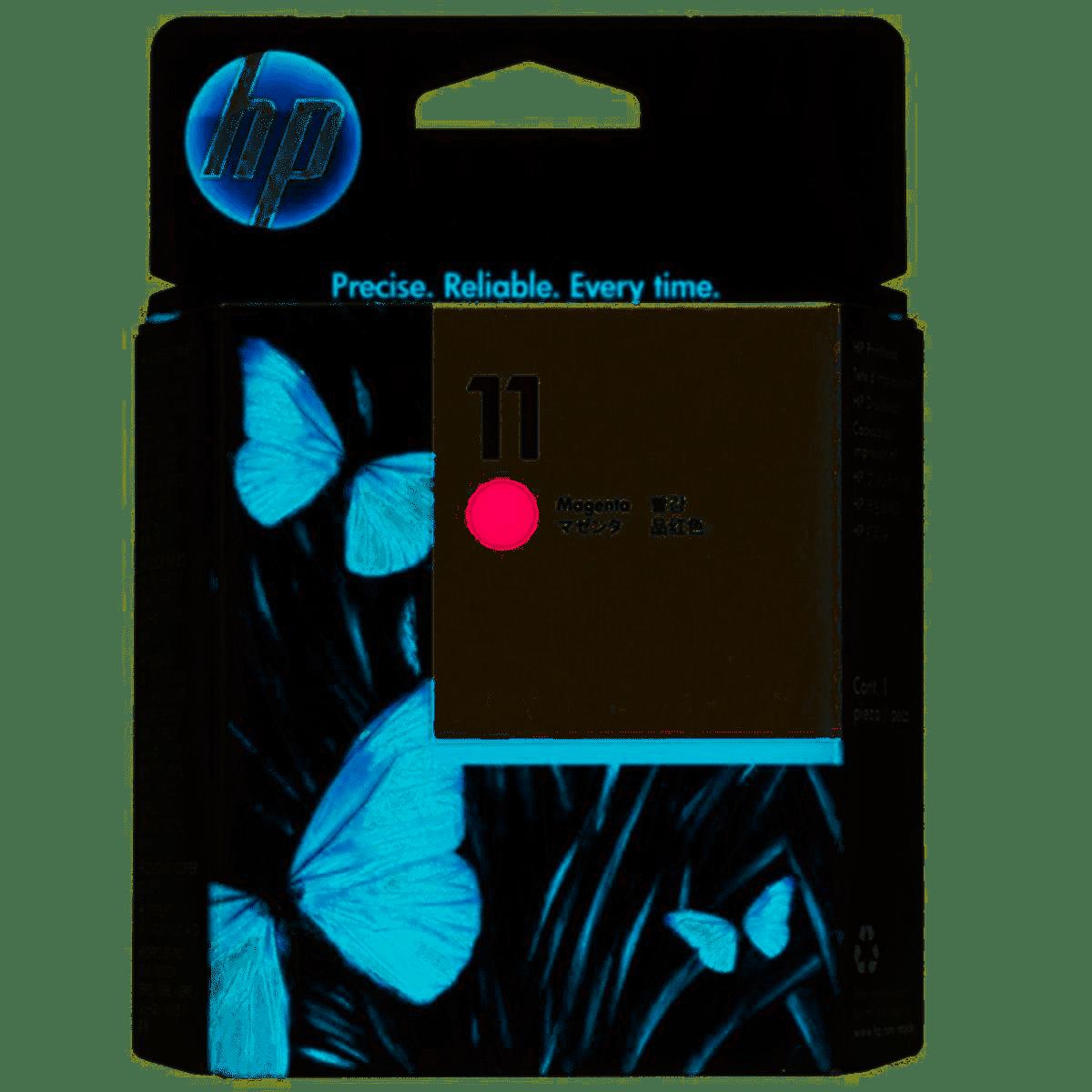 Cabeça de impressão HP 11 Original  C4812A Magenta