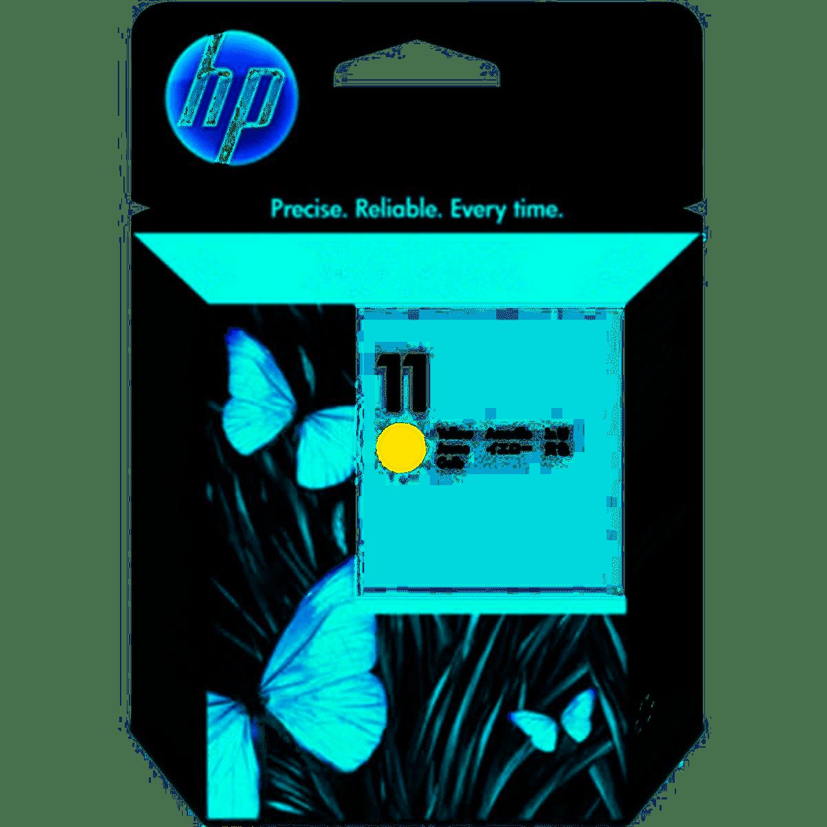 Cabeça de impressão HP 11 Original  C4813A Amarelo