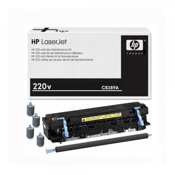 CB389A Kit de Manutenção 220V HP Original P4014 P4015 P4510 P4515 - 225000 Pgs - acessoshop.com.br