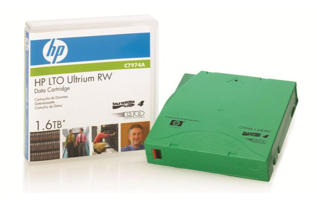 FITA ORIGINAL HP LTO4 ULTRIUM RW 1.6TB C7974A