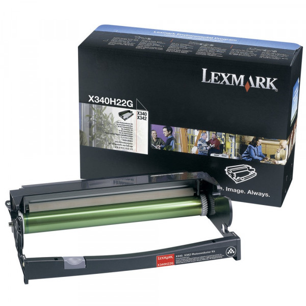 Fotocondutor Original Lexmark X340H22G X340 X342