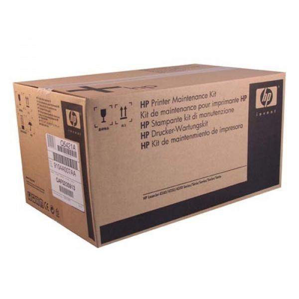 Q5421A Kit de Manutenção com fusor HP Original LaserJet 4240 4240n 4250 4250n 4350 4350n - 225000 Pg acessoshop.com.br