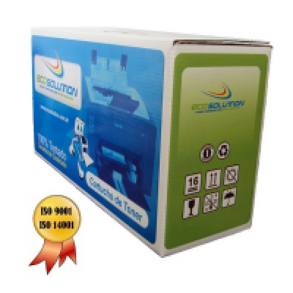 Toner Compatível Qualidade ISO 9001/ISO 14001 HP C8553A 9500 25000 Pgs ? Magenta - acessoshop.com.br