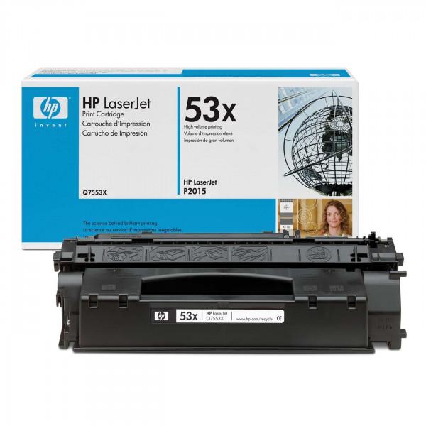 Toner HP 2015 P2015 53X Q7553X M2727 Original |Promoção - acessoshop.com.br