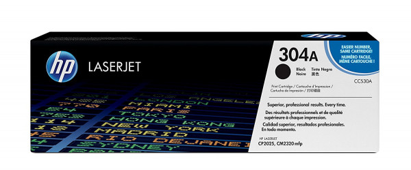 Toner HP CC530A CP2025 304A Original 2320 2025   Em 12X - acessoshop.com.br