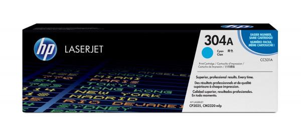 Toner HP CC531A CP2025 Original | Promoção | AcessoShop - acessoshop.com.br