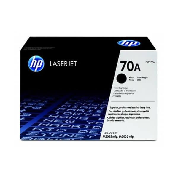 Toner HP Original P1606 Preto - Q7570A - HP 70A - acessoshop.com.br