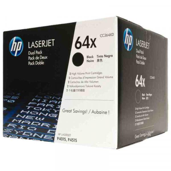 Toner HP P4015 CC364XD 64XD Original Promoção - AcessoShop.com.br