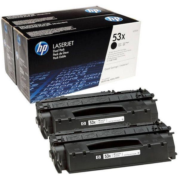 Toner HP Q7553XD P2015DN Original |Em 12x e Frete Grátis - acessoshop.com.br