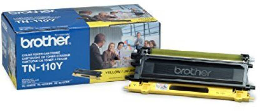 Toner Impressora HL 4040 TN-110Y YELLOW Brother original