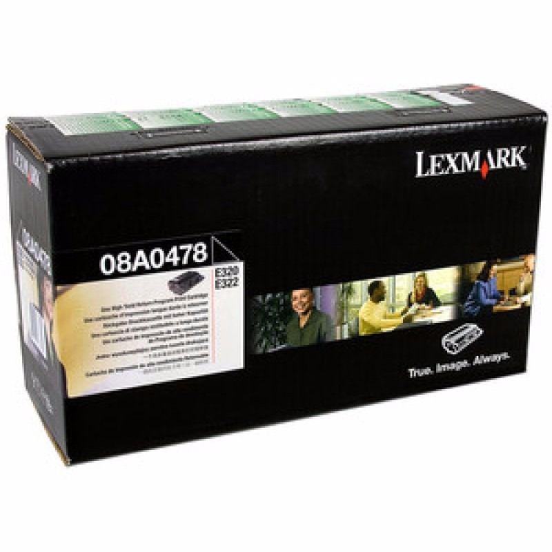 Toner Lexmark 08A0478 Original