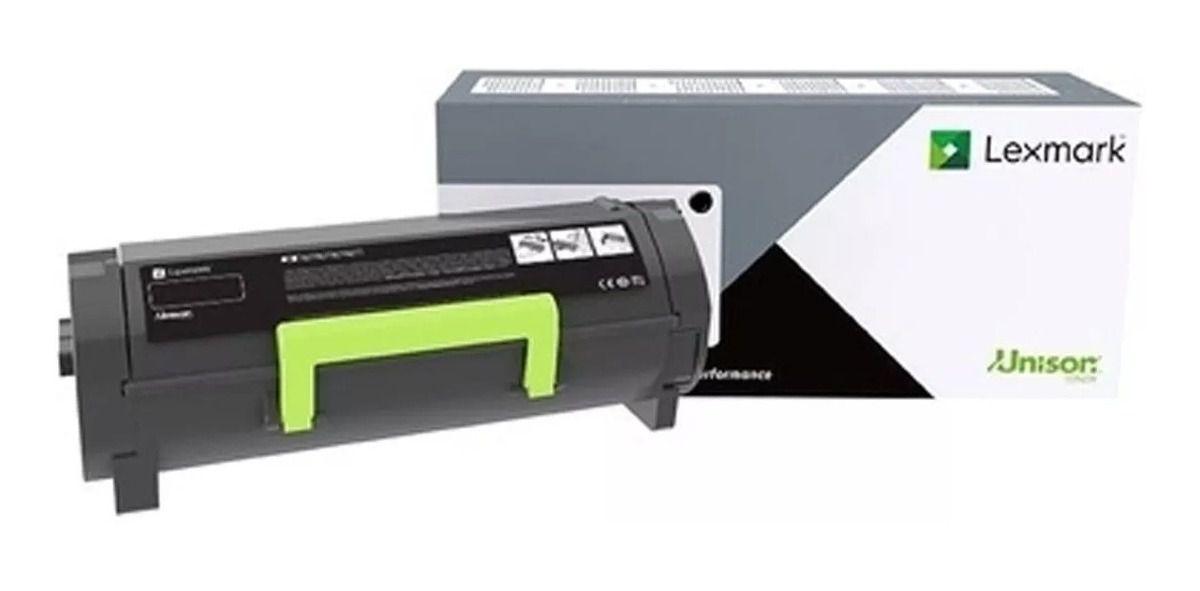 Toner Lexmark 56FB00 Original rendimento  ? 15.000 Pgs - Preto
