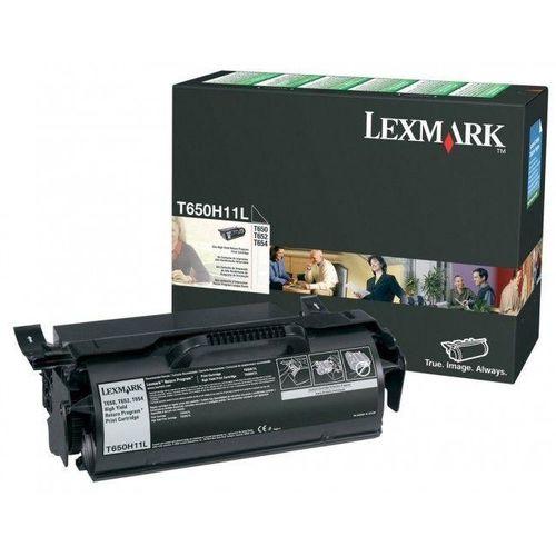 Toner Lexmark T652 Original Preto  T650H11L / T650H11B - www.acessoshop.com.br