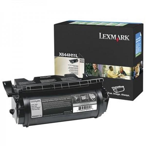 Toner Lexmark X644 X642E X644H11L Original | Em 12X