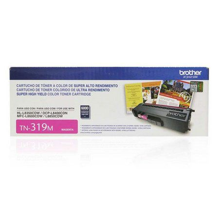 Toner Original Brother TN-319M- 6.000 Pgs