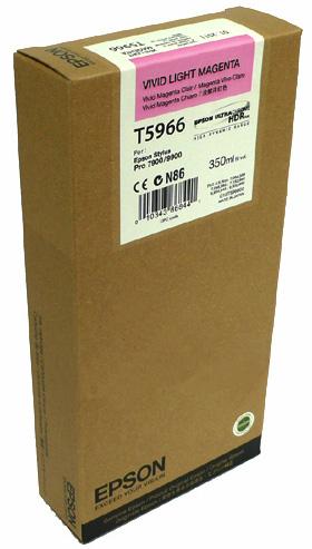 Toner Original Epson T596600 Vivid Light Magenta 350ML