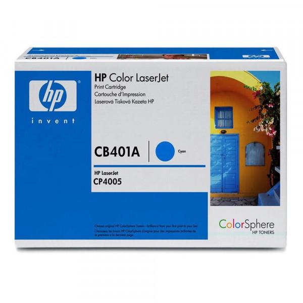 TONER ORIGINAL HP CB401A HP 642A CIANO