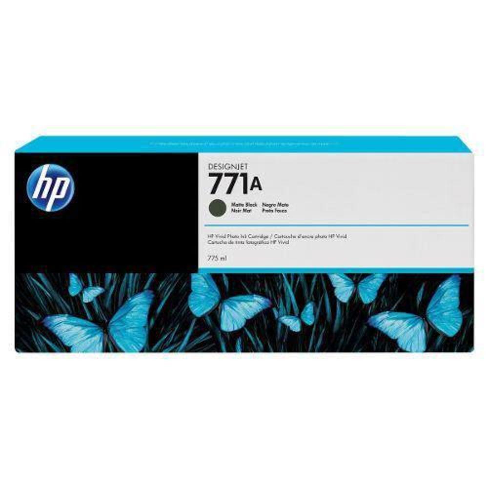 TONER ORIGINAL HP PRETO FOSCO HP 711 B6Y15A