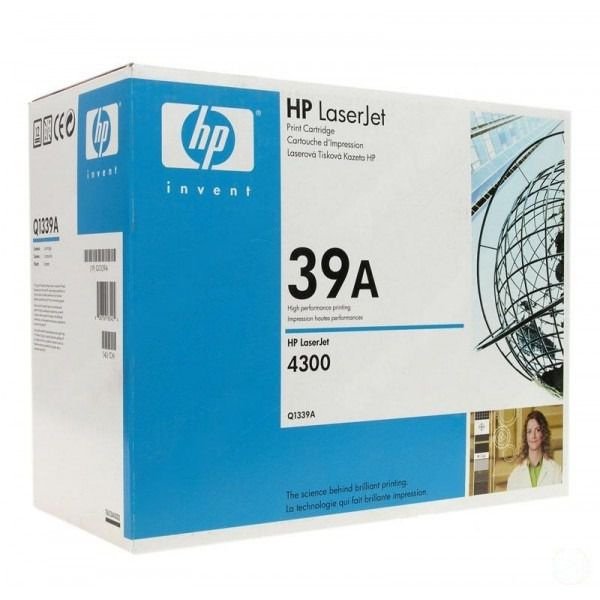 Toner Original HP Q1339A HP 39A