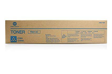 Toner Original Konica Minilta TN214C CIANO