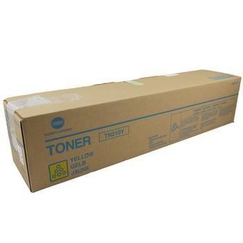 Toner Original Konica Minolta TN214Y AMARELO