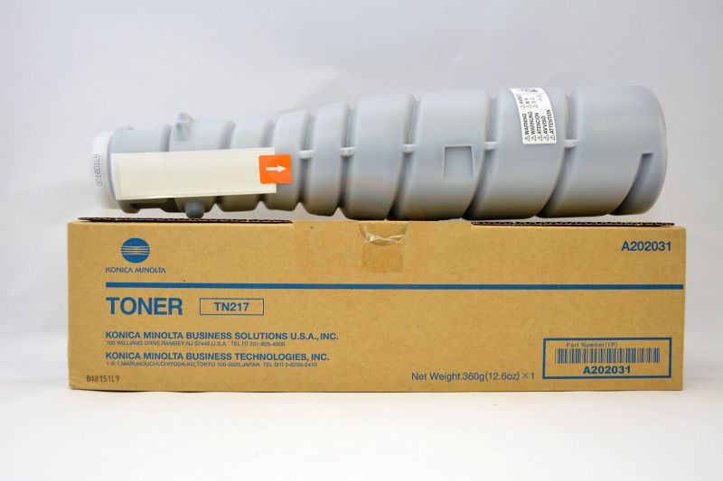 Toner Original Konica Minilta TN217