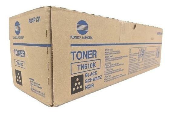 Toner Original Konica Minolta TN610K PRETO