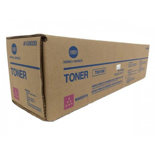 Toner Original Konica Minolta TN616M MAGENTA