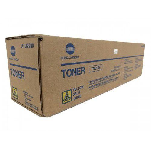 Toner Original Konica Minolta TN616Y AMARELO