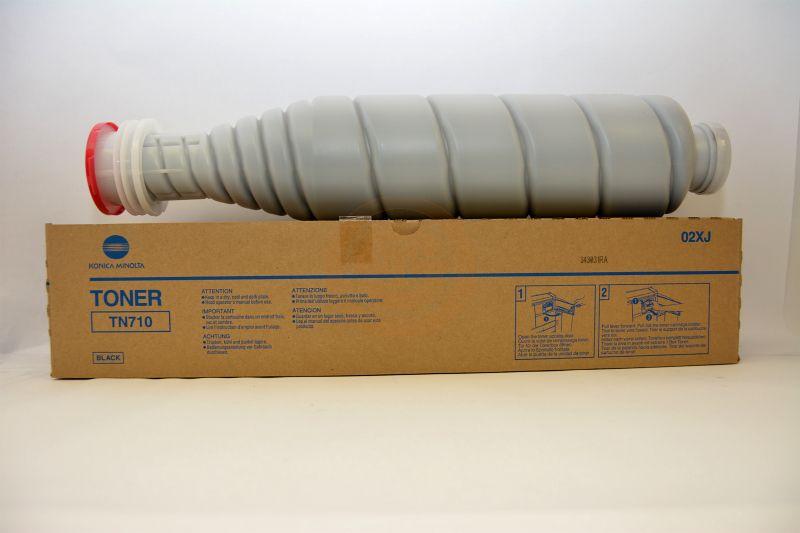 Toner Original Konica Minilta TN710 PRETO