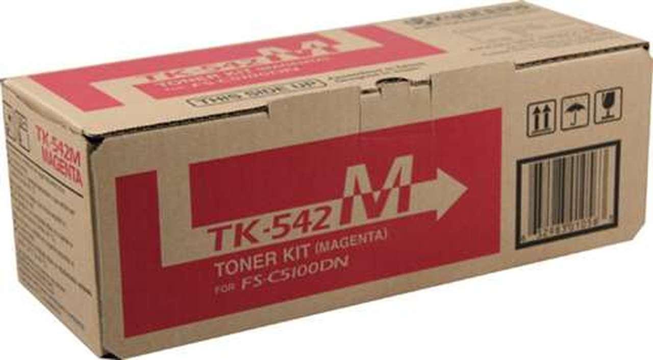 Toner Original Kyocera TK-542M Magenta