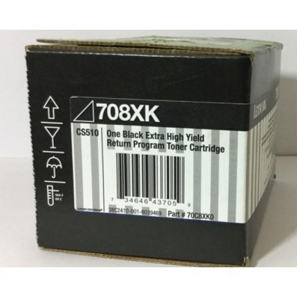 Toner Original Lexmark 70C8XK0