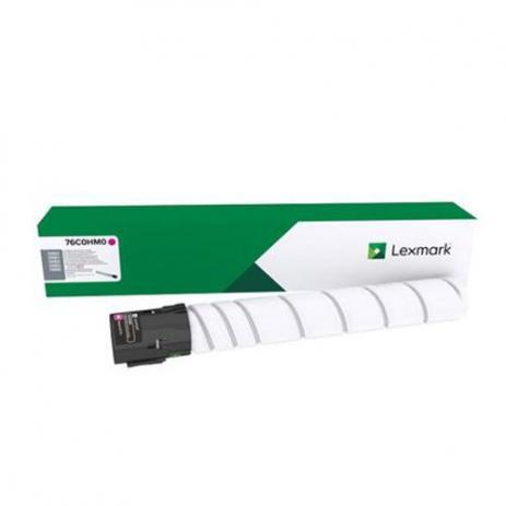 Toner Original Lexmark 76C00M0 rendimento extra-alto ? 11.500 Pgs - Magenta