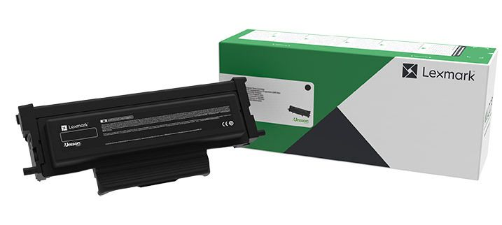 Toner Original Lexmark B221H00 rendimento extra-alto 3.000 Pgs - Preto