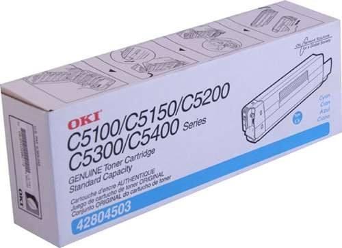 Toner Original Okidata 42804503  Ciano