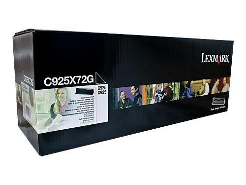 Unidade de Imagem Lexmark Original C925X72G Preto