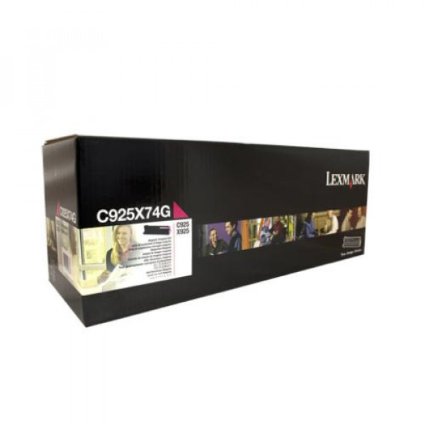Unidade de Imagem Lexmark Original C925X74G Magenta