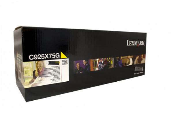 Unidade de Imagem Lexmark Original C925X75G Amarelo
