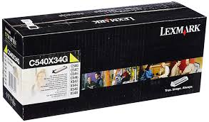 Unidade Fotorevelador Lexmark Amarelo C540X34G