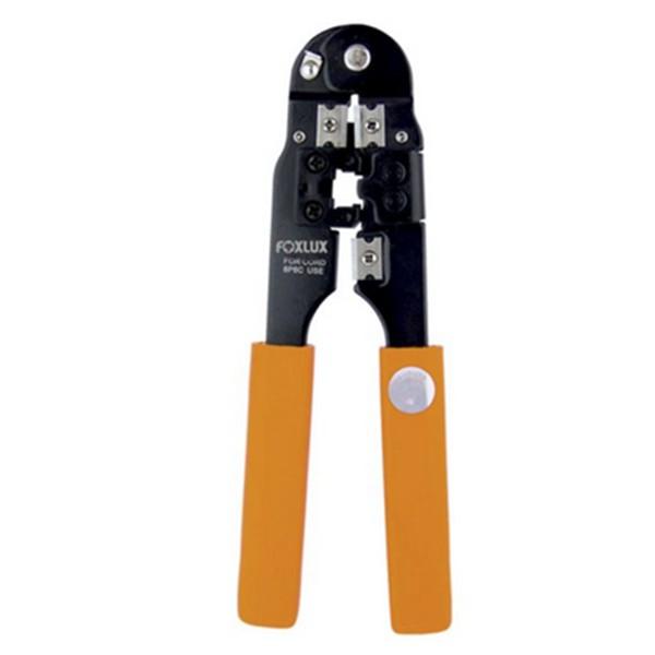 ALICATE P/ CRIMPAR RJ45 - 08P8C -- FX-ACR1 37.01