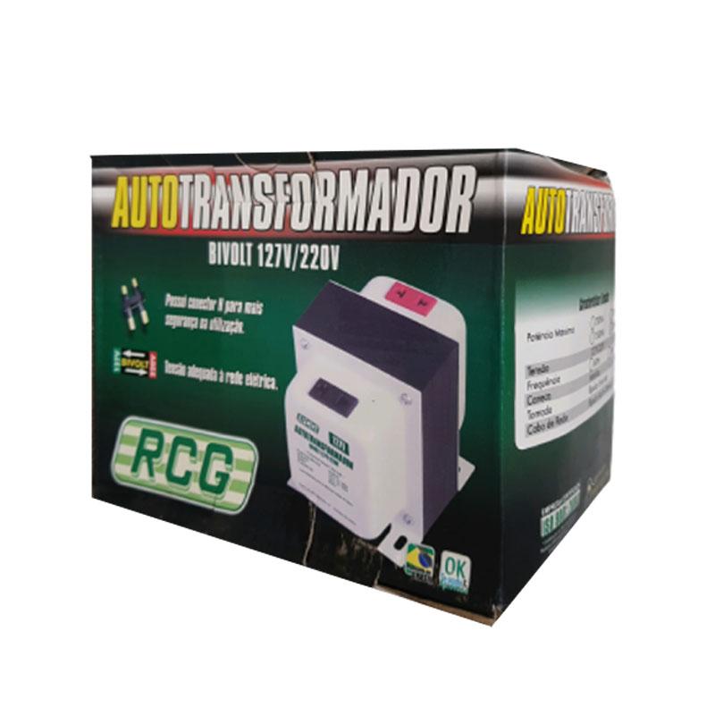 Auto Transformador RCG - Bivolt