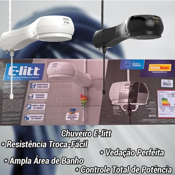 DUCHA E-LITT ELETRONICO 7500W 220V ENERBRAS
