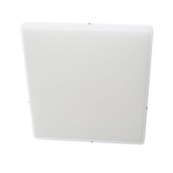 PAINEL LED EMB/SOB QUADRADO 24W 6500K FRAMELESS- TASCHIBRA
