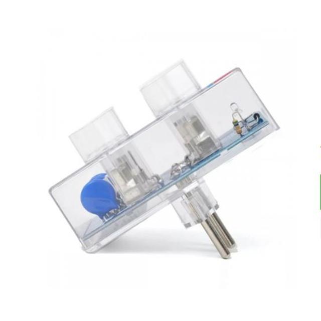 PROTETOR DPS E-CLAMPER ENERGIA CDI 9609 - CLAMPER