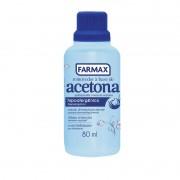 ACETONA REMOVEDOR 80ML - FARMAX