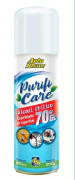 ALCOOL 70 AEROSOL PURIFI CARE AUTO SHINE 300ML