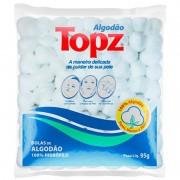 ALGODÃO TOPZ BOLA 95G