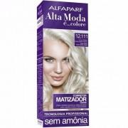 Coloração Permanente ALTA MODA 150G 12.11 LOU PL C