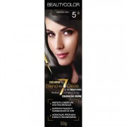 Coloração Permanente BEAUTY 45G 5.0 CAST CLARO